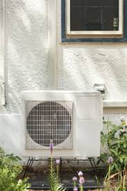 Air Source heat pump photo