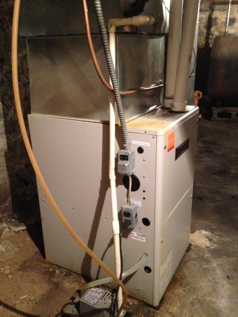 Propane furnace for 401(e) blog