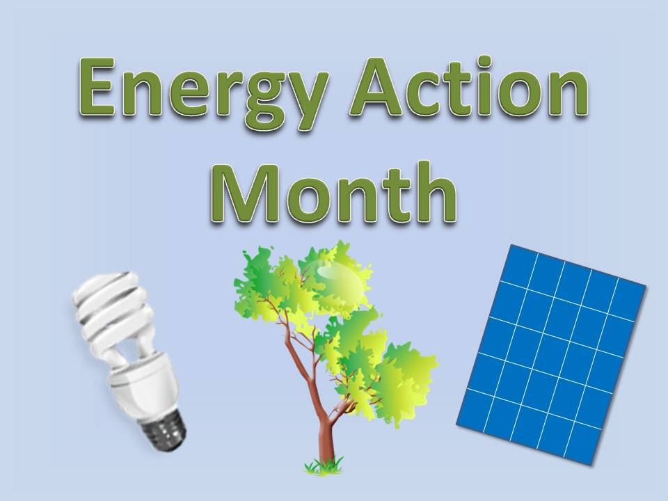 Energy Action Month picture for 401(e) blog